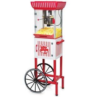 2.5 Oz. Vintage Kettle Popcorn Cart