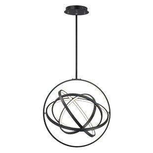 Ananke 5-Light LED Globe Chandelier by Orren Ellis