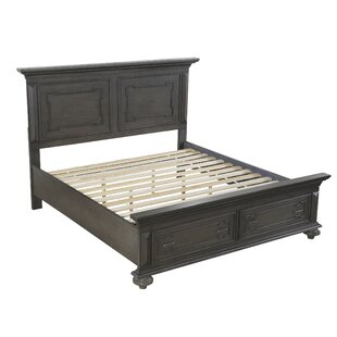 Charlton Home Hednesford Queen Panel Bed