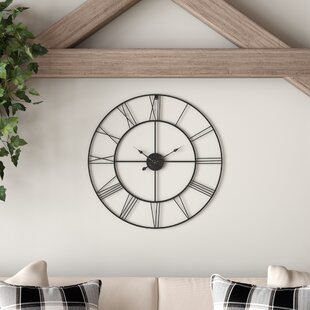 24 Inch Clock Wayfair