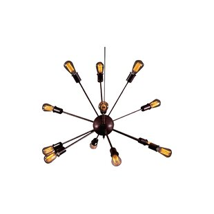 Corrigan Studio Candice 12-Light Chandelier