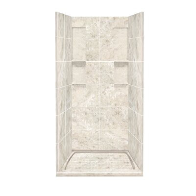 base with at kits n kit home shower depot and showers doors the ks bath b wall combination