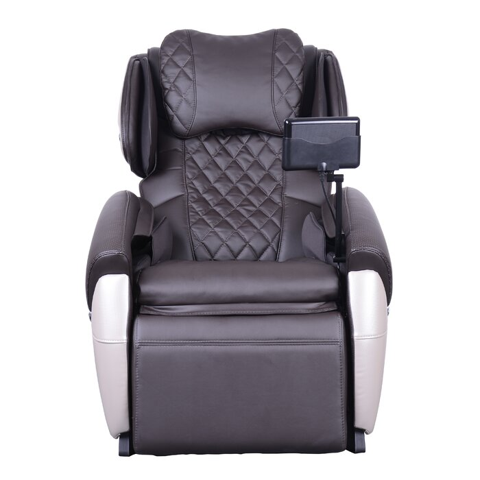 heated massage chair. 3D Right-Size Reclining Full Body Zero Gravity Heated Massage Chair