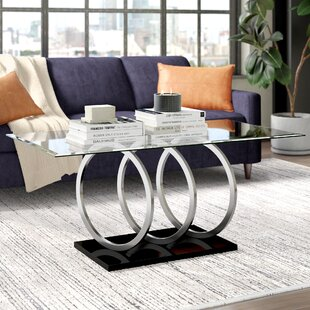 Cragin Ring Coffee Table by Wrought Studio