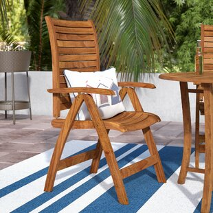 Brighton Folding Patio Dining Chair