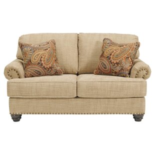 Grijalva Loveseat by Darby Home Co