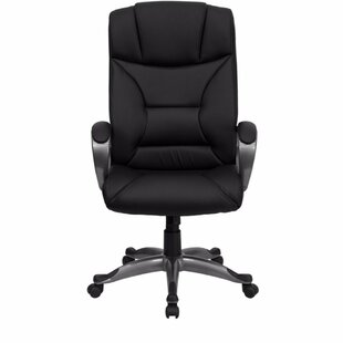 Shop For High-Back Leather Executive Chair by Offex