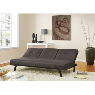Hakon Cupholder Convertible Sofa by Latit..