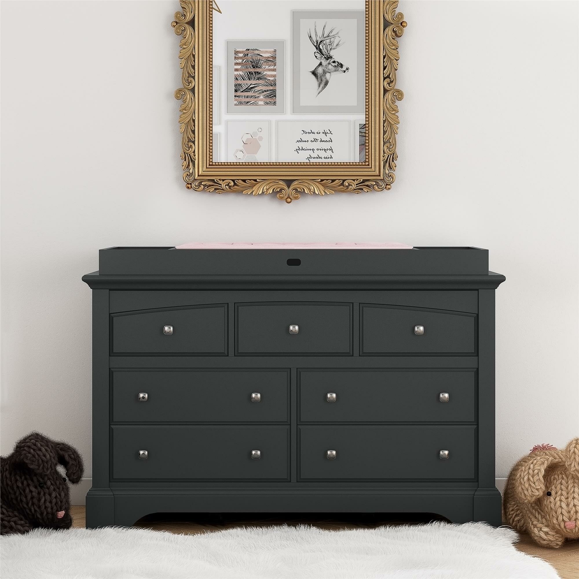 Fairhaven Changing Table Dresser