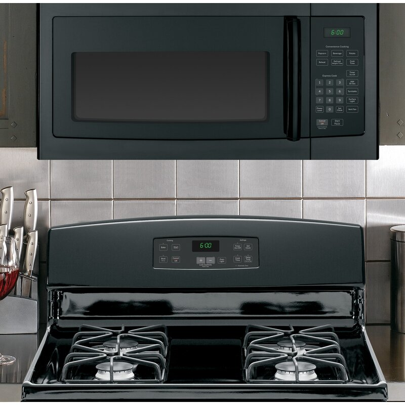 30 1 6 Cu Ft Over The Range Microwave 22 Lg