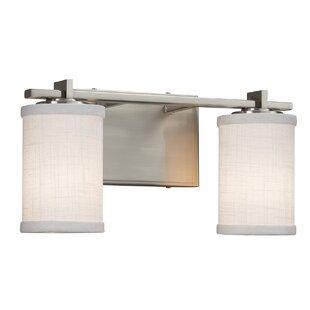 Brayden Studio Kenyon 2-Light LED Vanity Light
