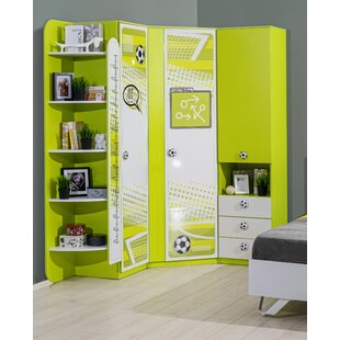 Duong 2 Door Wardrobe By Zoomie Kids