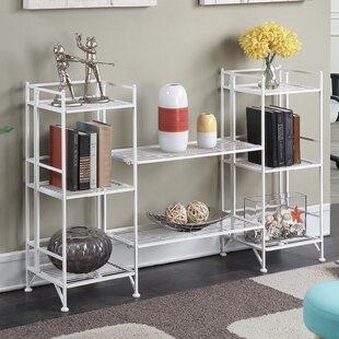 Rebrilliant Folding Bookcase