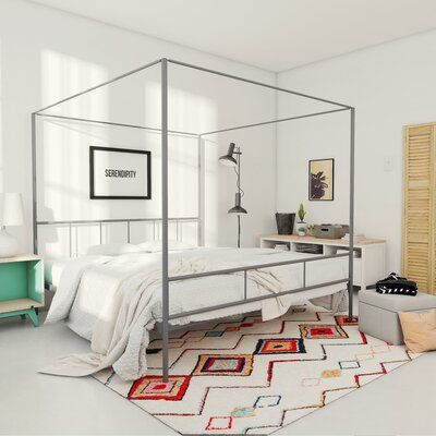 King Size Metal Beds You Ll Love In 2019 Wayfair