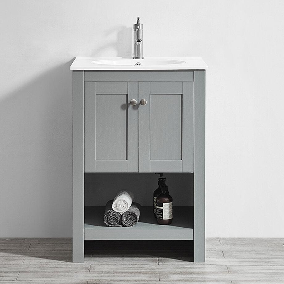 Bunch 24 Single Bathroom Vanity Set