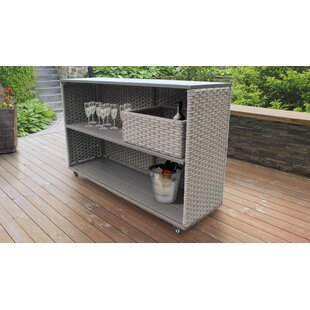 Romford Bar Cart by Sol 72 Outdoor