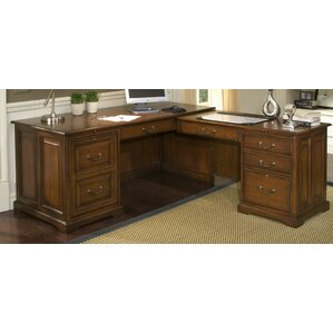 Sidell L Shaped Executive Desk
