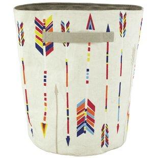 Storage Cotton Basket By Bloomsbury Market