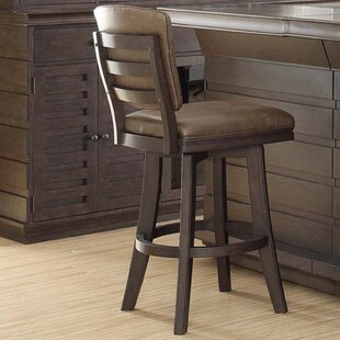 Toscana Birch 30.7 Swivel Bar Stool by ECI Furniture Herry Up