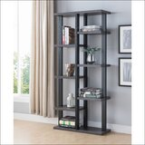 Damarrius 67 H x 31 W Standard Bookcase by Latitude Run®