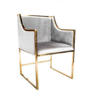 Great Price Erin Upholstered Dining Chair (Set of 2) by Statements by J Reviews (2019) & Buyer's Guide
