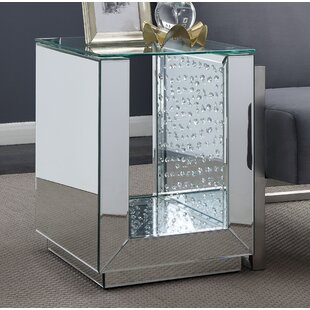 Great choice Masham End Table with Storage By Everly Quinn