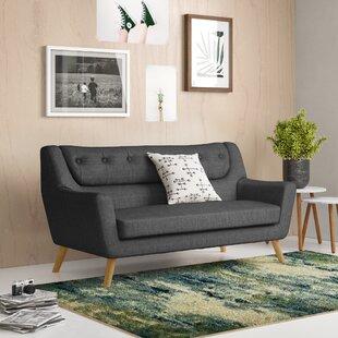 Worreno 3 Seater Sofa By Zipcode Design