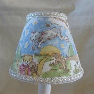 Nursery Rhyme 11 Fabric Empire Lamp Shade