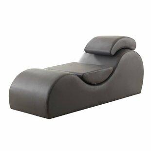 Orren Ellis Vyunskovsky Chaise Lounge