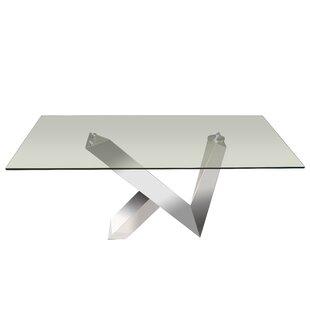 Askov Dining Table by Orren Ellis
