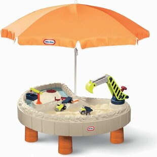 Builder's Bay Sand And Water Table By Freeport Park