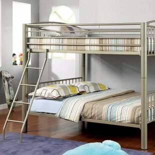 Price comparison Zutphen Full Over Full Bunk Bed by Harriet Bee Reviews (2019) & Buyer's Guide