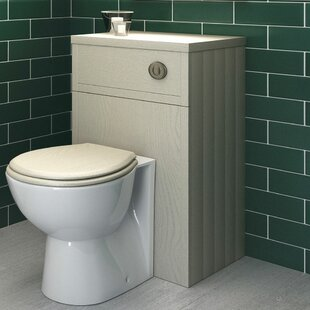Sewell 60cm Toilet Unit With Cistern By Belfry Bathroom