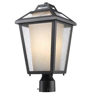 Crandell Outdoor 1-Light Lantern Head by Williston Forge