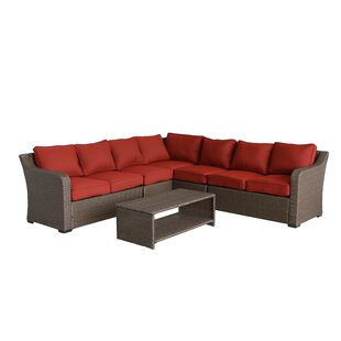 Danby 6 Piece Sectional Set with Cushions