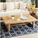 Lakeland Solid Wood Side Table