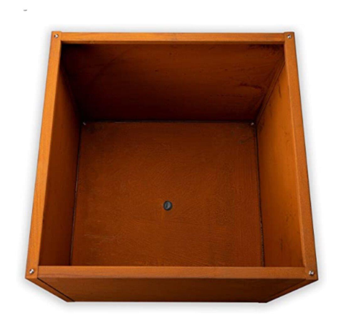Domique Metal Planter Box
