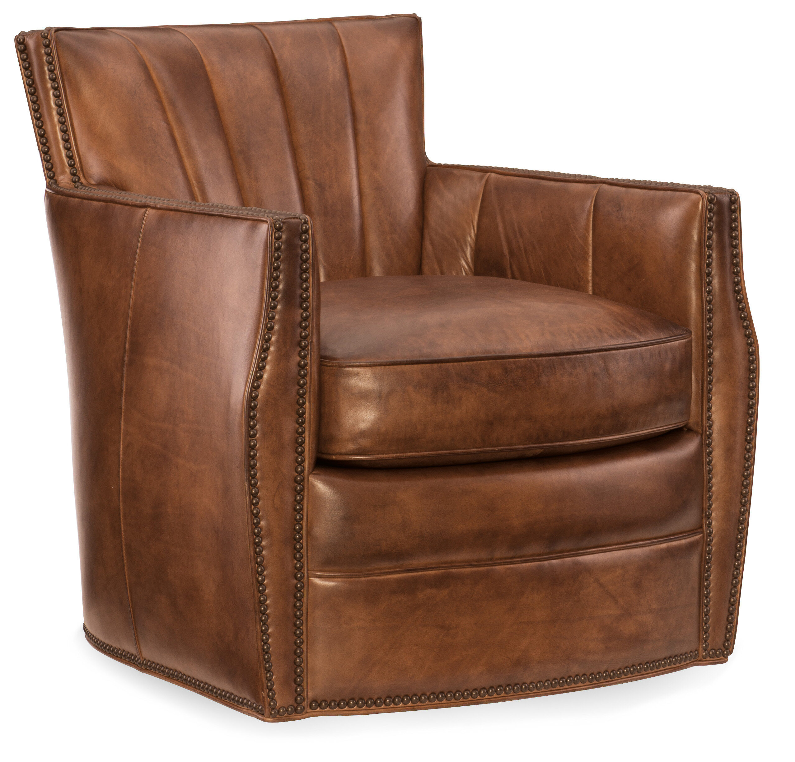 Remarkable Carson Swivel Club Chair Creativecarmelina Interior Chair Design Creativecarmelinacom