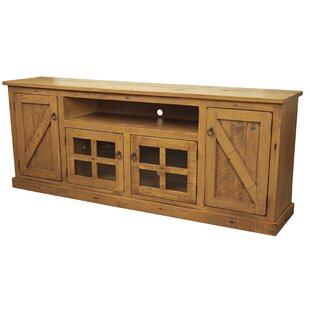 Rustic TV Stand for TVs up to 78