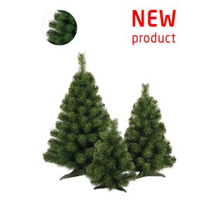 mini 3ft green artificial christmas tree