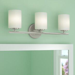 Zipcode Design Knouse 3-Light Vanity Light
