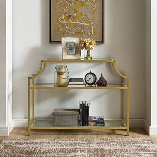 Inexpensive Nadia Console Table By Birch Lane™