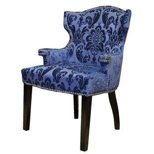 Brittania Wingback Chair