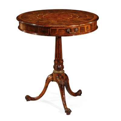 Pedestal End Table Jonathan Charles Fine Furniture