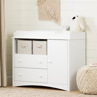 Peek-a-boo Changing Table By South Shore