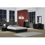 Hailee Platform Solid Wood 4 Piece Bedroom Set by Orren Ellis