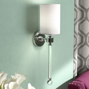 Hertel 1-Light Wallchiere by M..