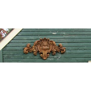 Detail Over Door Wall Decor by OrlandiStatuary