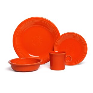 Save to Idea Board  sc 1 st  Wayfair & Orange Dinnerware Sets You\u0027ll Love | Wayfair