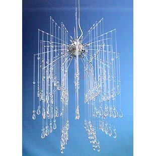 Meyda Tiffany Euro 16-Light Crystal Chandelier